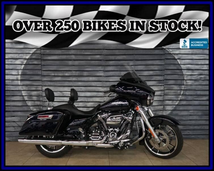 2020 Harley-Davidson Street Glide for sale at AZMotomania.com in Mesa AZ