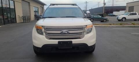 2012 Ford Explorer for sale at Rynok Auto Sales LLC in Auburn WA