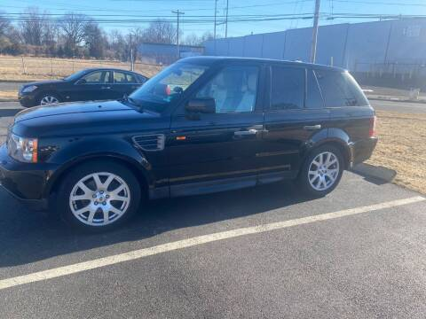 2008 Land Rover Range Rover Sport for sale at MMM786 Inc. in Wilkes Barre PA
