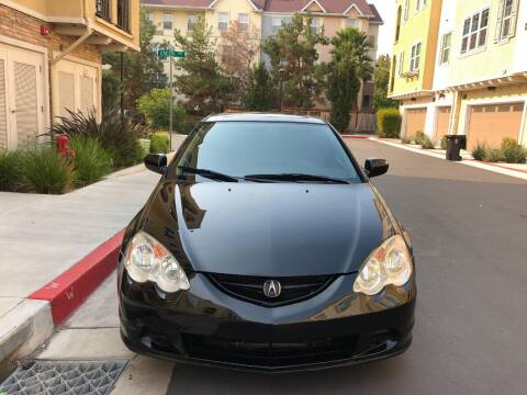 2004 Acura RSX for sale at Hi5 Auto in Fremont CA