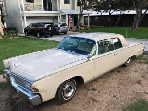 1965 Chrysler Imperial for sale at Classic Car Deals in Cadillac MI