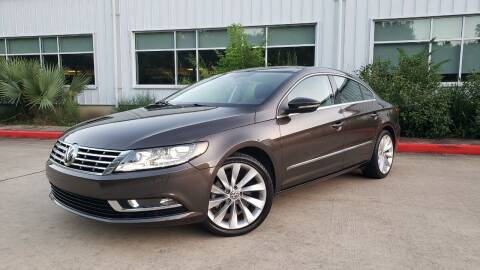 2013 Volkswagen CC for sale at Houston Auto Preowned in Houston TX