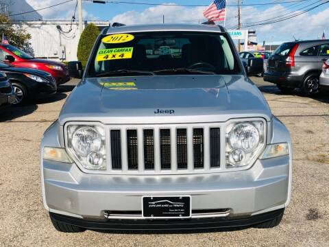2012 Jeep Liberty for sale at Cape Cod Cars & Trucks in Hyannis MA