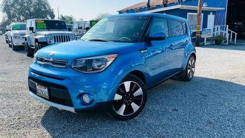 2019 Kia Soul for sale at LA PLAYITA AUTO SALES INC - Tulare Lot in Tulare CA