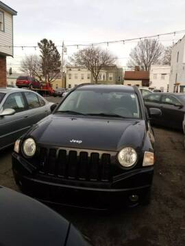 2009 Jeep Compass for sale at Perez Auto Group LLC -Little Motors in Albany NY