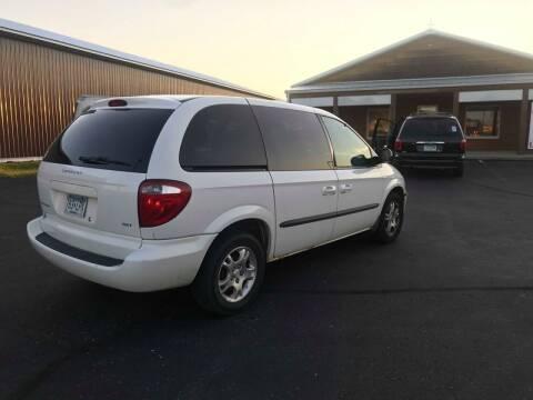 2004 Dodge Caravan for sale at Cannon Falls Auto Sales in Cannon Falls MN