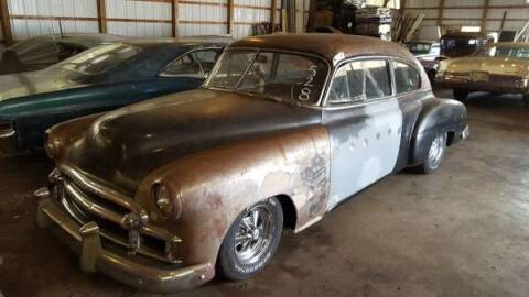 1950 Chevrolet Fleetline for sale at Classic Car Deals in Cadillac MI
