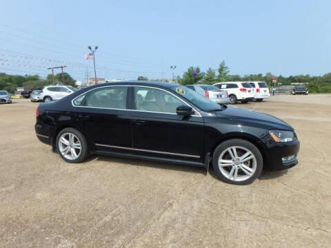 2014 Volkswagen Passat for sale at BLACKWELL MOTORS INC in Farmington MO