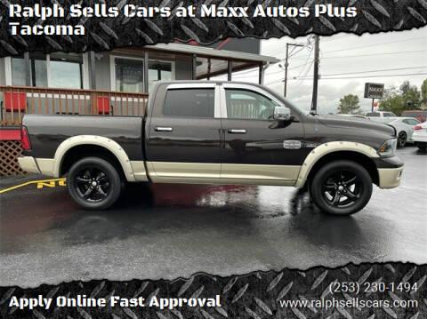 2011 RAM Ram Pickup 1500 for sale at Ralph Sells Cars at Maxx Autos Plus Tacoma in Tacoma WA