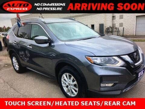 2018 Nissan Rogue for sale at Auto Express in Lafayette IN