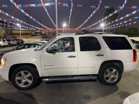 Chevrolet Tahoe For Sale In Bell Ca Tristar Motors