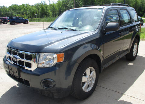2009 Ford Escape for sale at LOT OF DEALS, LLC in Oconto Falls WI