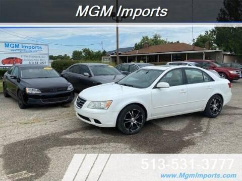 2010 Hyundai Sonata for sale at MGM Imports in Cincinnati OH