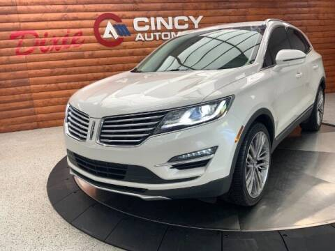 2016 Lincoln MKC for sale at Dixie Motors in Fairfield OH