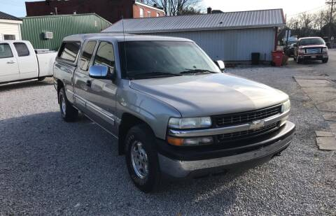 2000 Chevrolet Silverado 1500 for sale at Bridge Street Auto Sales in Cynthiana KY