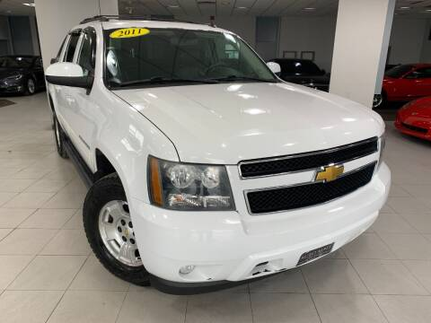 2011 Chevrolet Avalanche for sale at Auto Mall of Springfield in Springfield IL