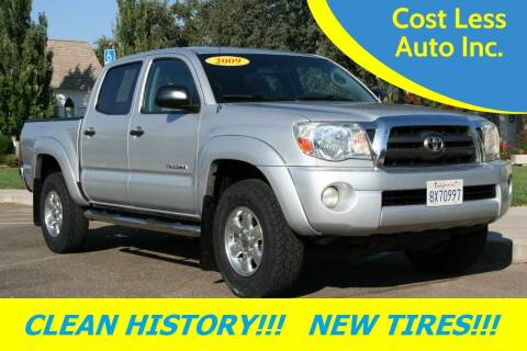 2009 Toyota Tacoma for sale at Cost Less Auto Inc. in Rocklin CA