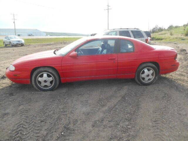 1999 Chevrolet Monte Carlo for sale at Daryl's Auto Service in Chamberlain SD