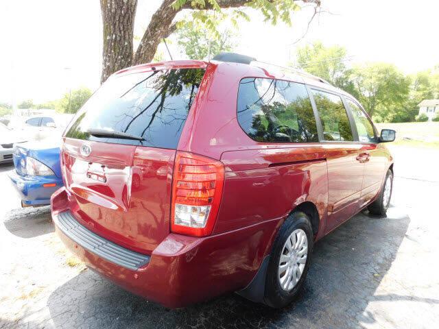 2012 Kia Sedona LX 4dr Mini-Van LWB - Madison TN