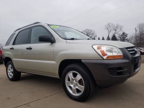2006 Kia Sportage for sale at CarNation Auto Group in Alliance OH