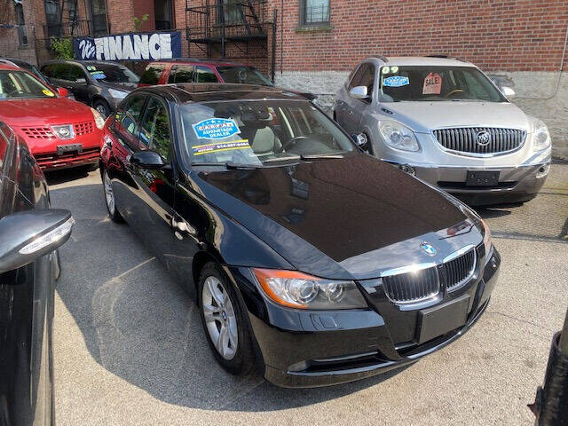 2008 BMW 3 Series for sale at ARXONDAS MOTORS in Yonkers NY