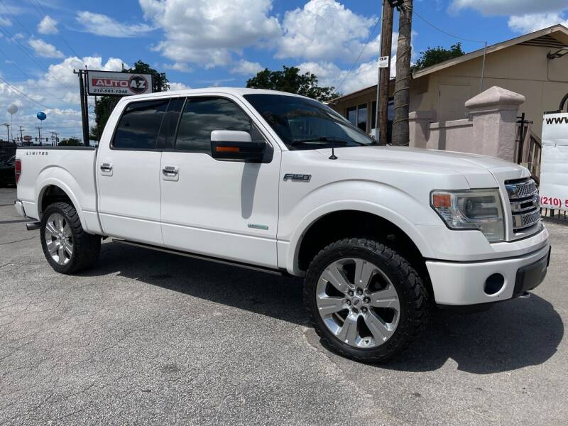 2013 Ford F-150 for sale at Auto A to Z / General McMullen in San Antonio TX