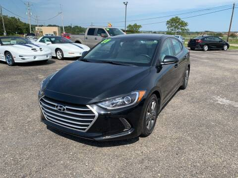 2017 Hyundai Elantra for sale at Carmans Used Cars & Trucks in Jackson OH