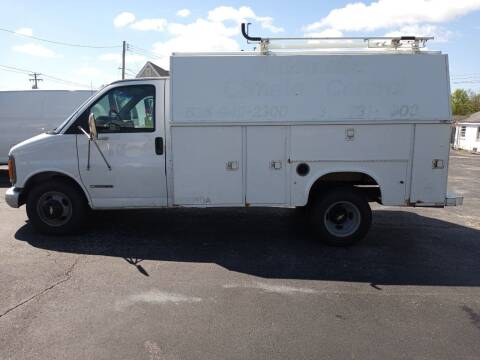 2000 Chevrolet Express Cutaway for sale at First Capitol Auto Sales in Saint Charles MO