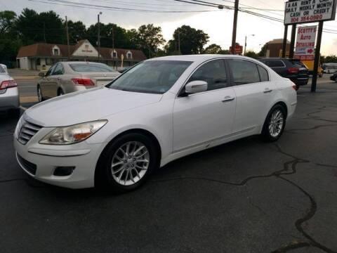 2011 Hyundai Genesis for sale at Autohub of Virginia in Richmond VA