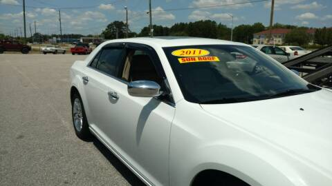 2011 Chrysler 300 for sale at Kelly & Kelly Supermarket of Cars in Fayetteville NC