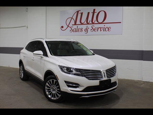 2016 Lincoln MKC for sale at Auto Sales & Service Wholesale in Indianapolis IN