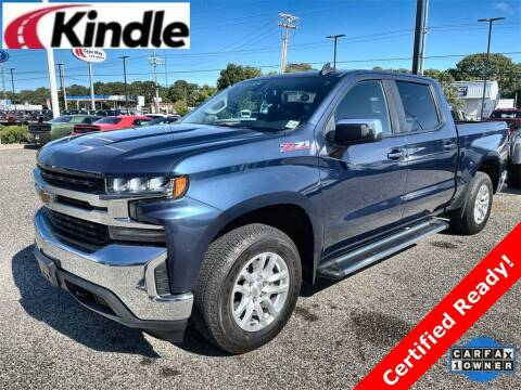 2019 Chevrolet Silverado 1500 for sale at Kindle Auto Plaza in Cape May Court House NJ