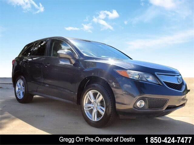 2015 Acura RDX for sale at Gregg Orr Pre-Owned of Destin in Destin FL