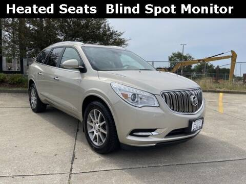 2015 Buick Enclave for sale at Jeff Drennen GM Superstore in Zanesville OH