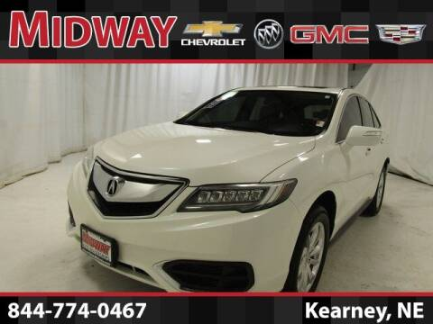 2016 Acura RDX for sale at Midway Auto Outlet in Kearney NE