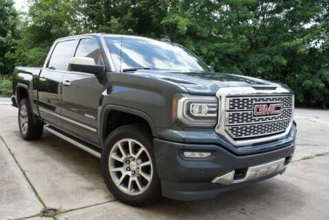 2017 GMC Sierra 1500 for sale at CU Carfinders in Norcross GA