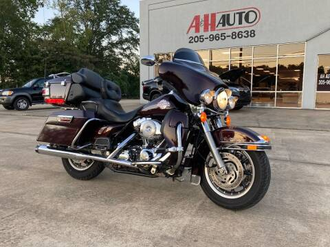 2005 Harley-Davidson Ultra classic  for sale at A & H Auto Sales in Clanton AL