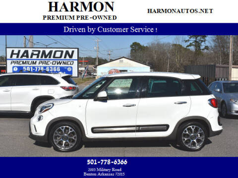 2014 FIAT 500L for sale at Harmon Premium Pre-Owned in Benton AR