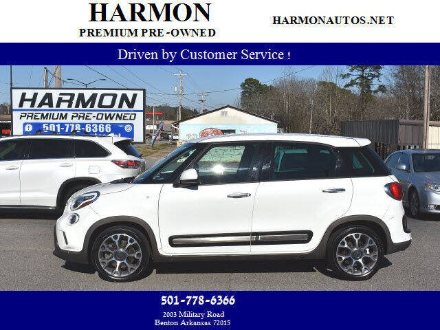 2014 FIAT 500L for sale at Harmon Premium Pre-Owned in Benton AR