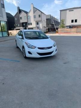 2011 Hyundai Elantra for sale at Twin Motors in Austin TX