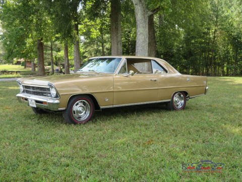 1967 Chevrolet Nova for sale at SelectClassicCars.com in Hiram GA