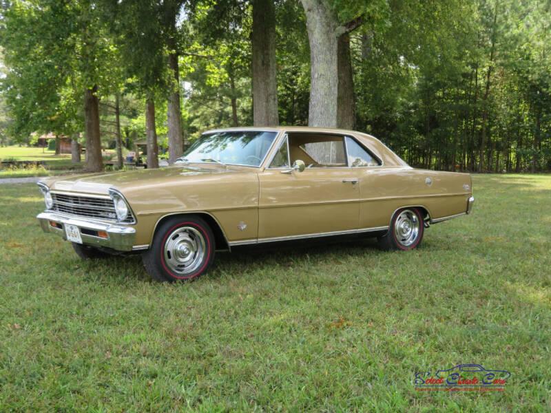 1967 Chevrolet Nova for sale at SelectClassicCars.com in Hiram GA