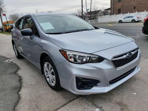 2017 Subaru Impreza for sale at LIBERTY AUTOLAND INC in Jamaica NY