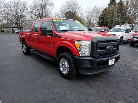 2012 Ford F-250 Super Duty for sale at Stach Auto in Janesville WI