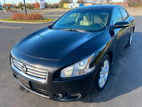 2012 Nissan Maxima for sale at New Wheels in Glendale Heights IL