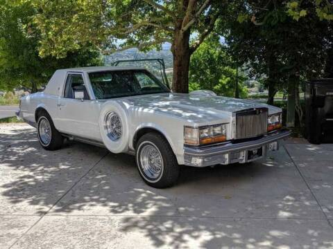 1978 Cadillac Seville for sale at Classic Car Deals in Cadillac MI