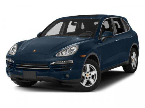 2014 Porsche Cayenne for sale at Auto Finance of Raleigh in Raleigh NC
