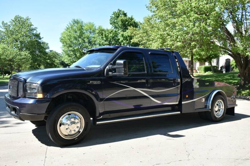 2000 Ford F-550 Super Duty for sale at A Motors in Tulsa OK