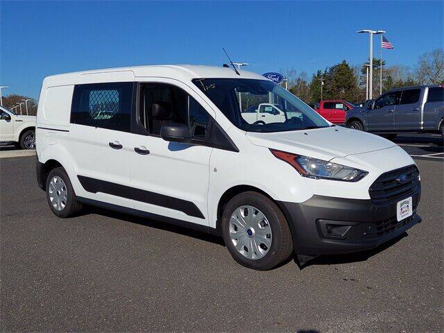2021 Ford Transit Connect Cargo for sale at Gentilini Motors in Woodbine NJ