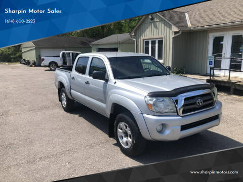 2009 Toyota Tacoma for sale at Sharpin Motor Sales in Columbus OH